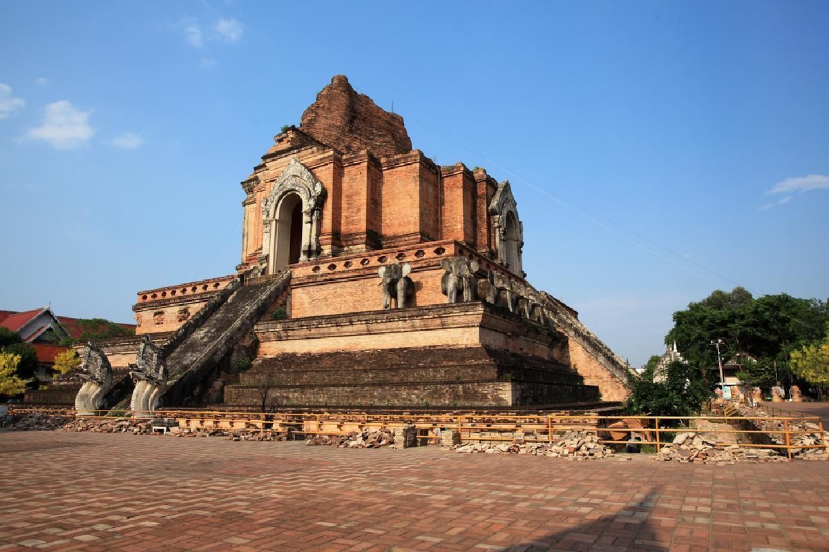 Chiang Mai's Doi Suthep and City Temples Private Half Day Tour