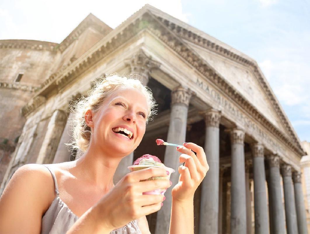 Rome Small Group Food Tour With Gelato, Coffee and Tiramisu Tasting