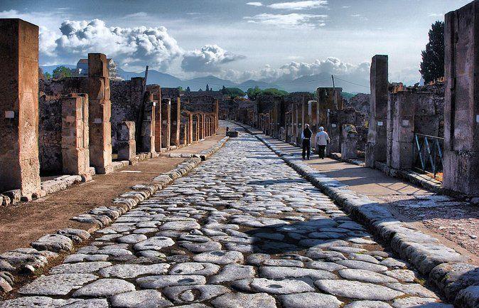 Private Tour to Pompei, Herculaneum and Vesuvius