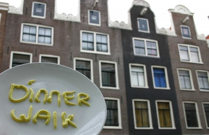 Walking Dinner Tour Amsterdam