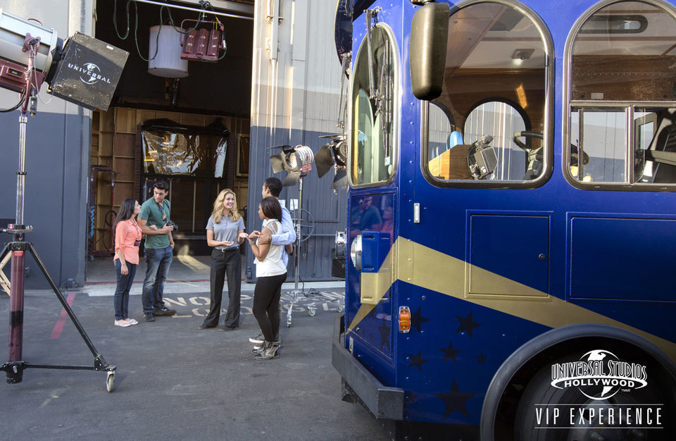 Universal Studios Hollywood and Madame Tussauds Tickets