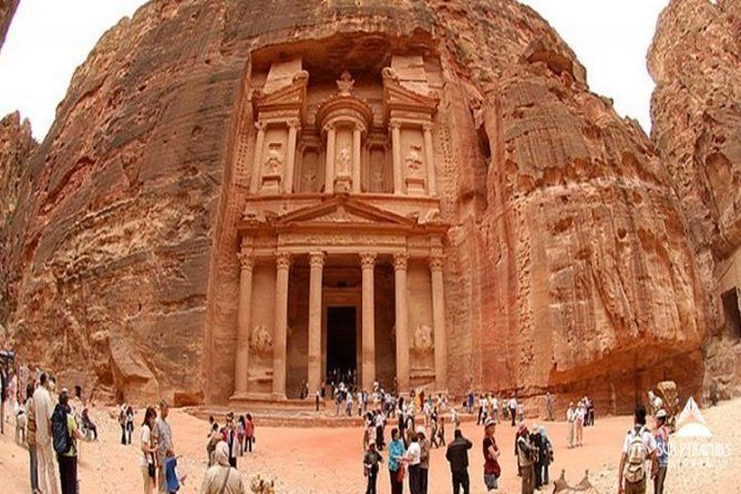 Day tour to Petra Tour from Taba by Ferry Boat