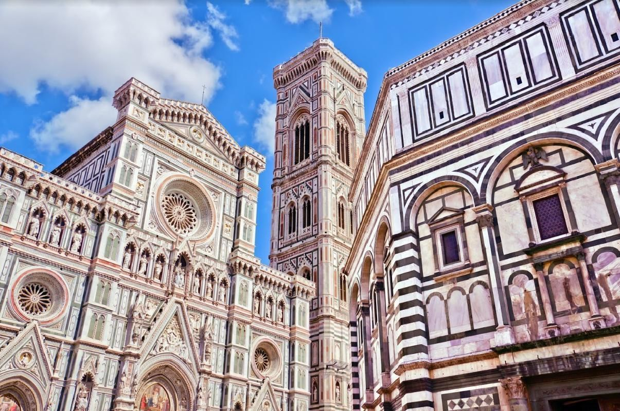 Florence Dome: Florence Duomo Tour With Brunelleschi's Dome, Terrace And