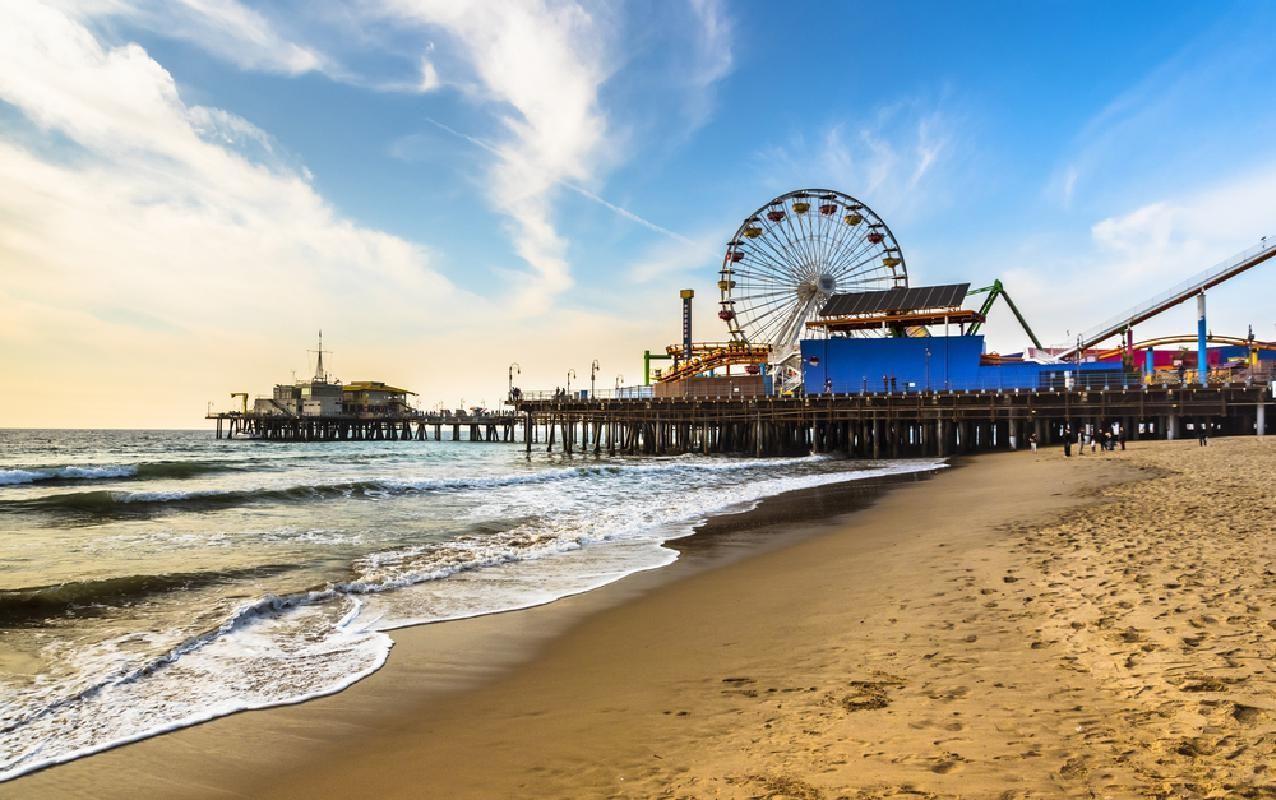Santa Monica & Venice Beach Semi-Private Guided Electric Bike Tour