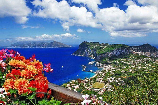 Small Group: Capri & Anacapri - Guided Tour