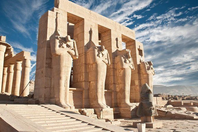 Ramesseum Temple 3 Hours Tour from Luxor