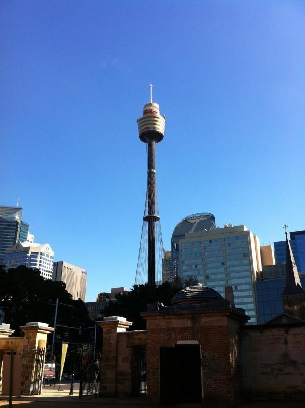 Walking Tour Sydney Highlights
