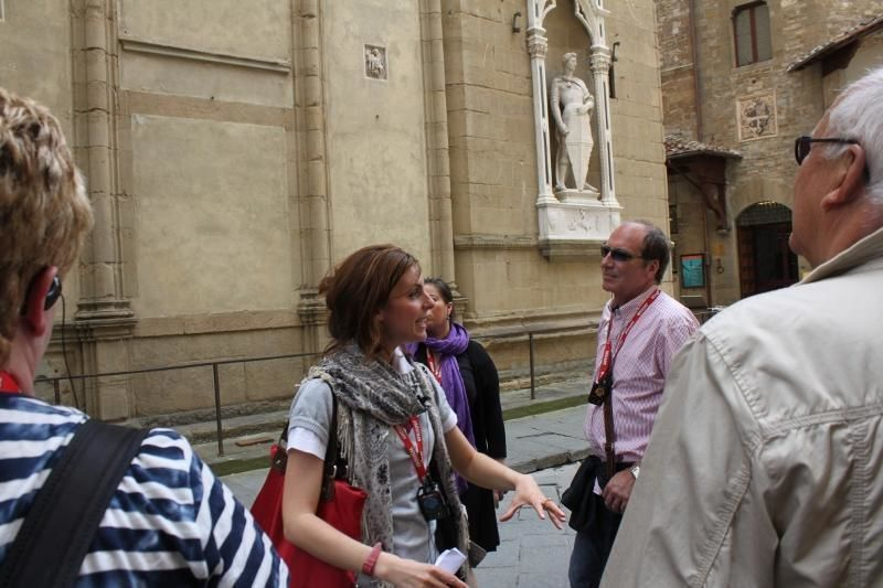 Close-up Florence: Walking- and Gourmet-Tour