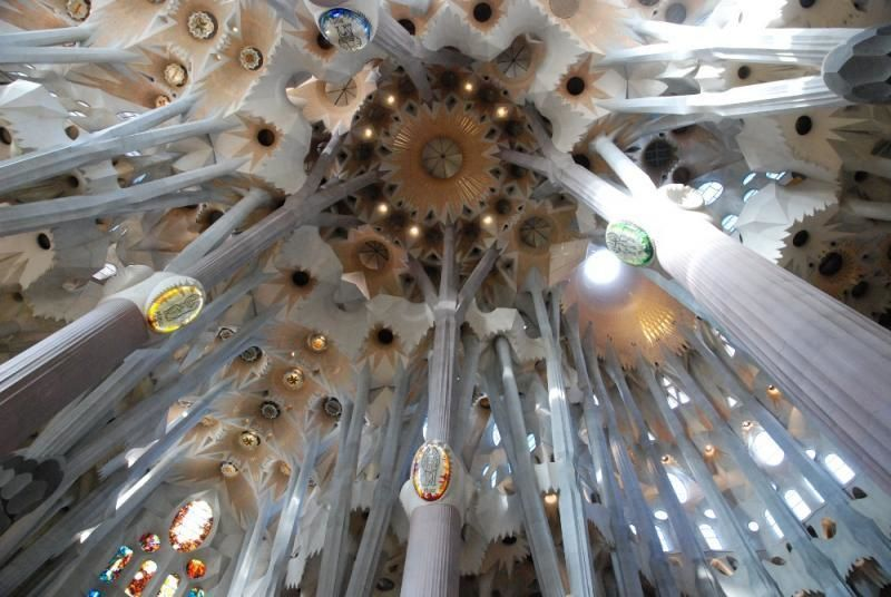 Barcelona Excursion: Guided tour - A whole day under the sign of Antoni Gaudí
