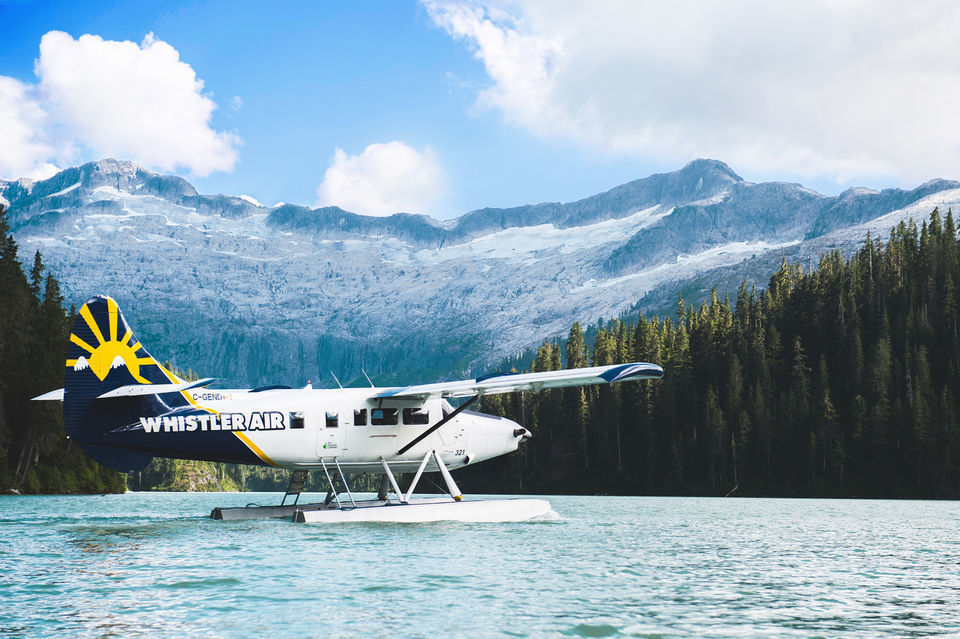 Whistler's Ultimate Glacier Tour by Seaplane
