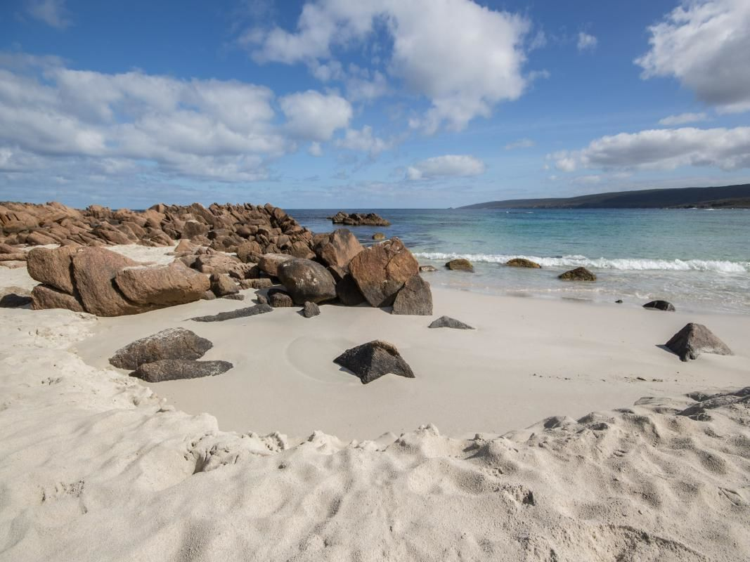 Margaret River Tour from Perth with Busselton Jetty and Yallingup Beach Visit
