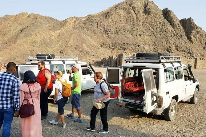 Bedouin Safari and Star Gazing Tour in Egypt