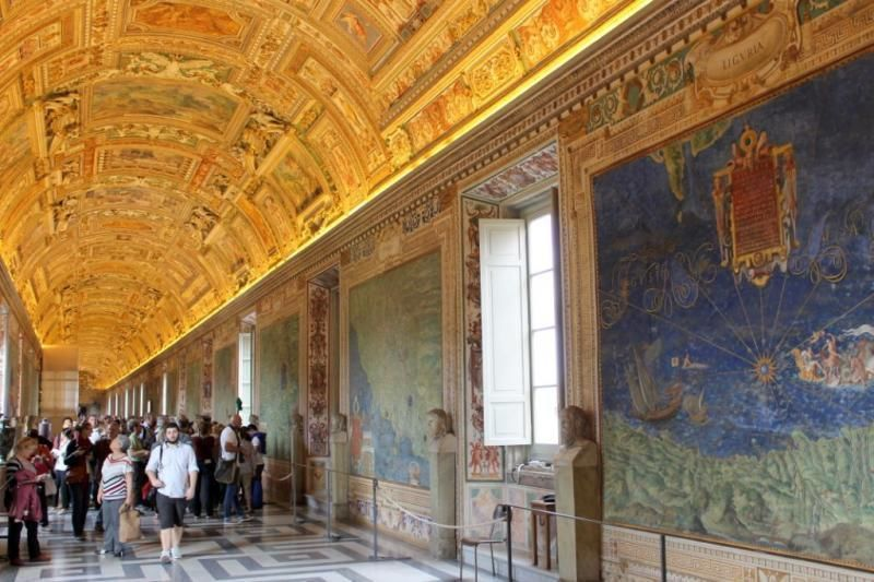 Skip the Line: Vatican Museums, Sistine Chapel by Night