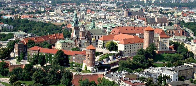 Krakow Wawel Castle with Royal Private Apartments guided tour