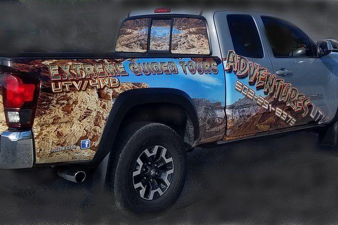 UTV/4WD Western Desert Adventures, Salome AZ