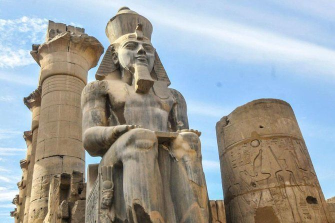 Cairo And Luxor Two Days Tour From Hurghada