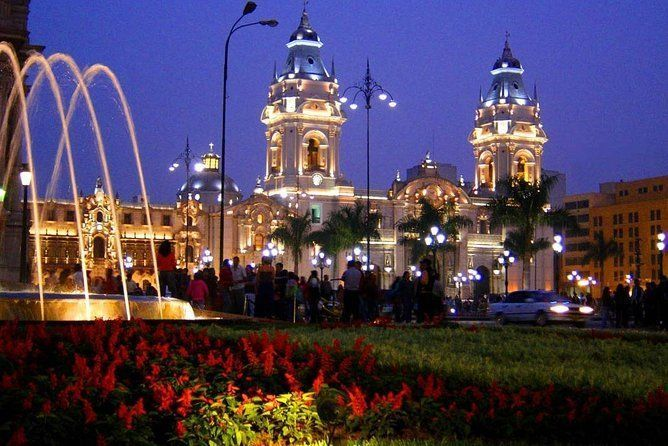 Tour Package - Visit Palomino Islands, Pachacamac and Center Of Lima