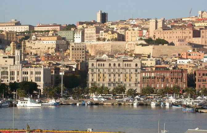 Cagliari city tour according to your individual wishes