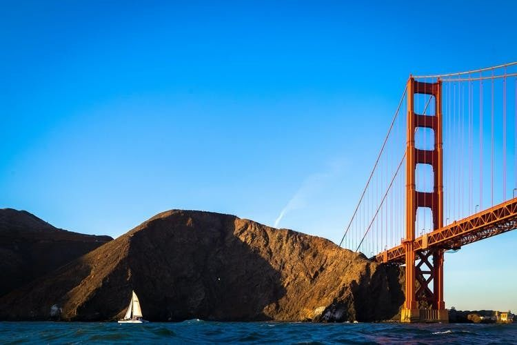 Happy Hour Sail on the San Francisco Bay