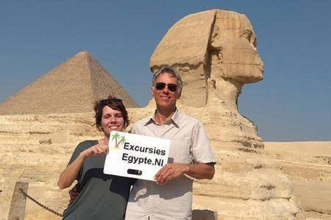 Cairo Day Tour From Soma Bay By Flight