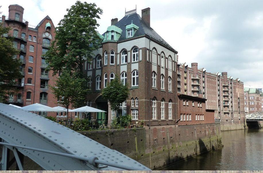 Hamburg Spice Trade 1.5-Hour Tour