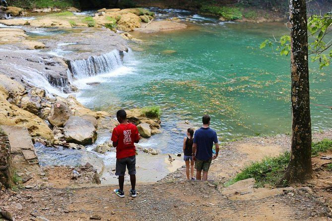 Santo Domingo: Full Day Private Tour - Waterfalls and Culture of Monte Plata