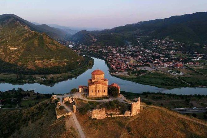 Mtskheta, Jvari, gori, uflistsikhe, history and panorama (group tours)