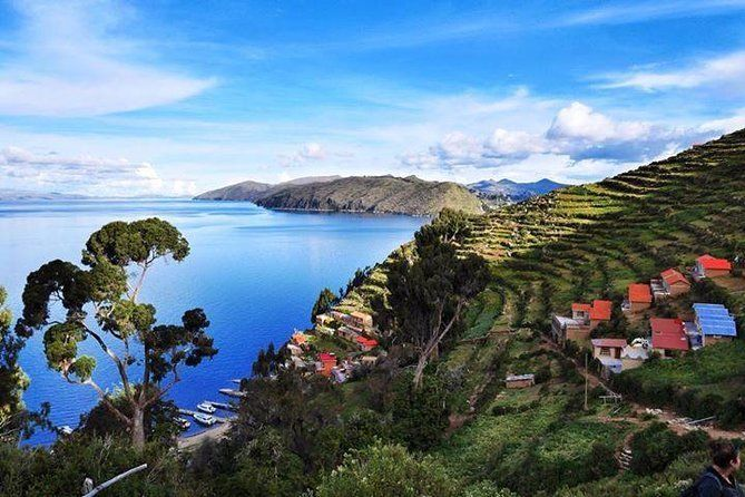1-Day Sun Island Tour Copacabana From Puno