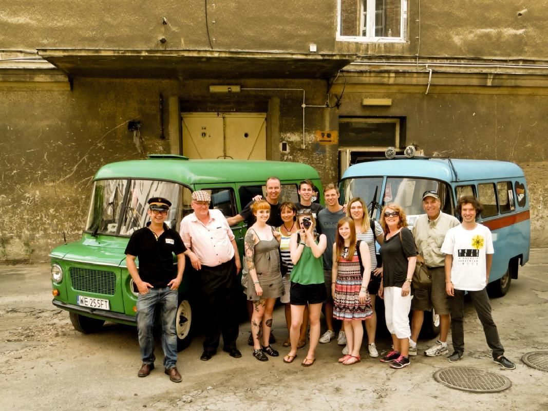 Warsaw Communism Half Day Tour with Palace of Culture and Science Visit