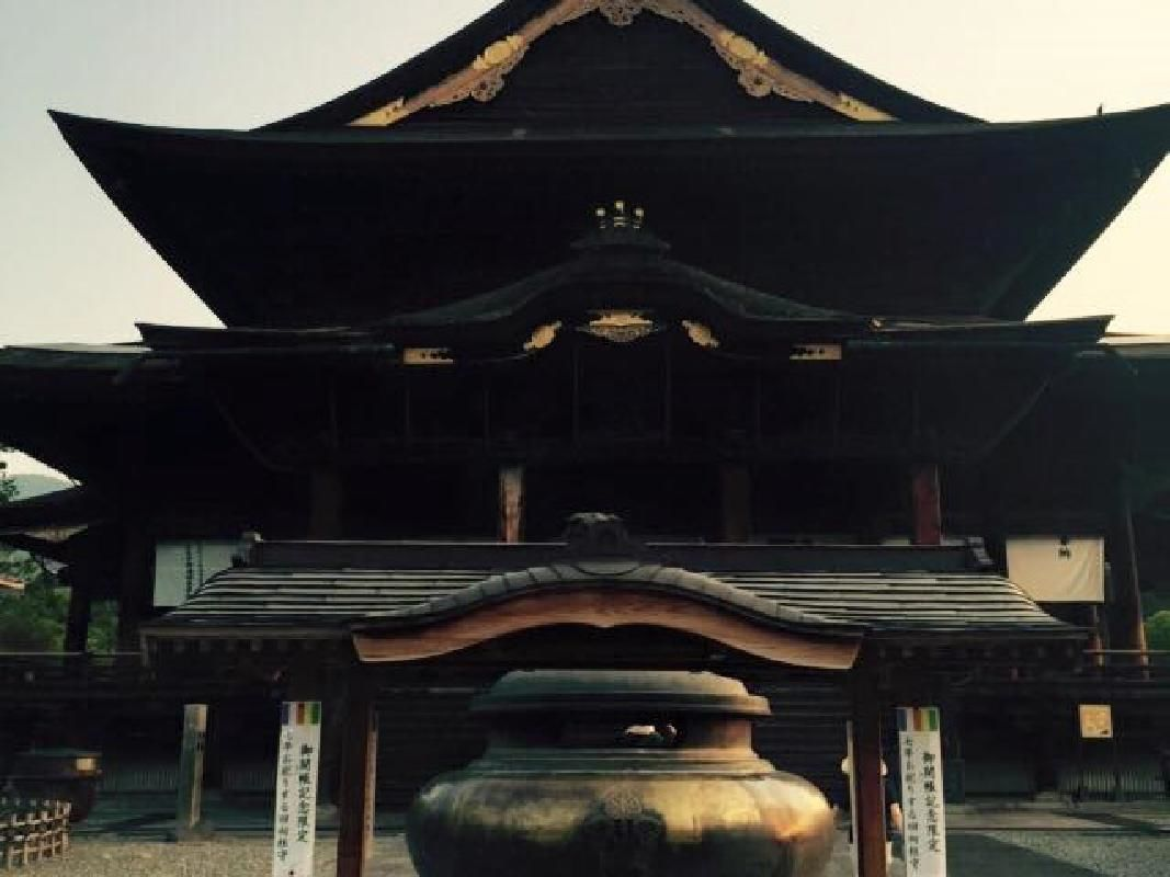 Private Sightseeing Taxi Tour of North Shinano from Nagano City