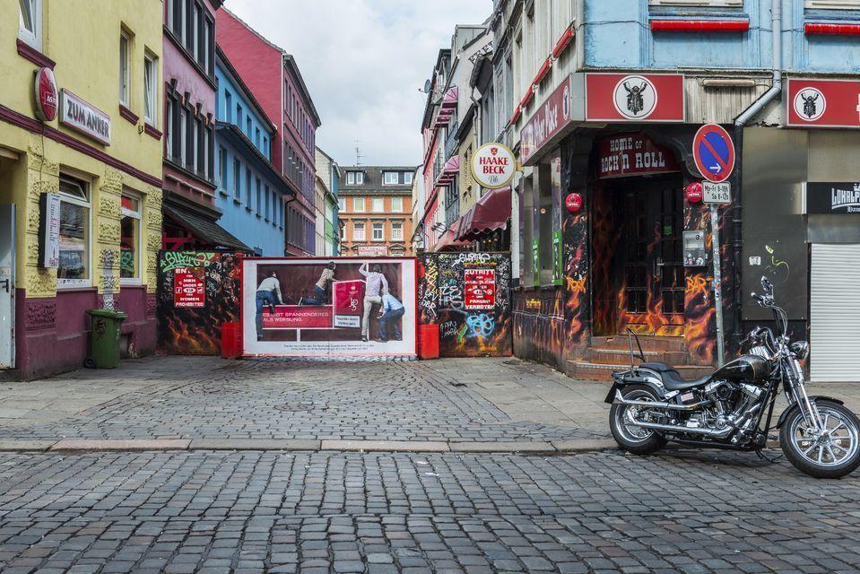 Hamburg: St. Pauli 2-Hour Afternoon Tour
