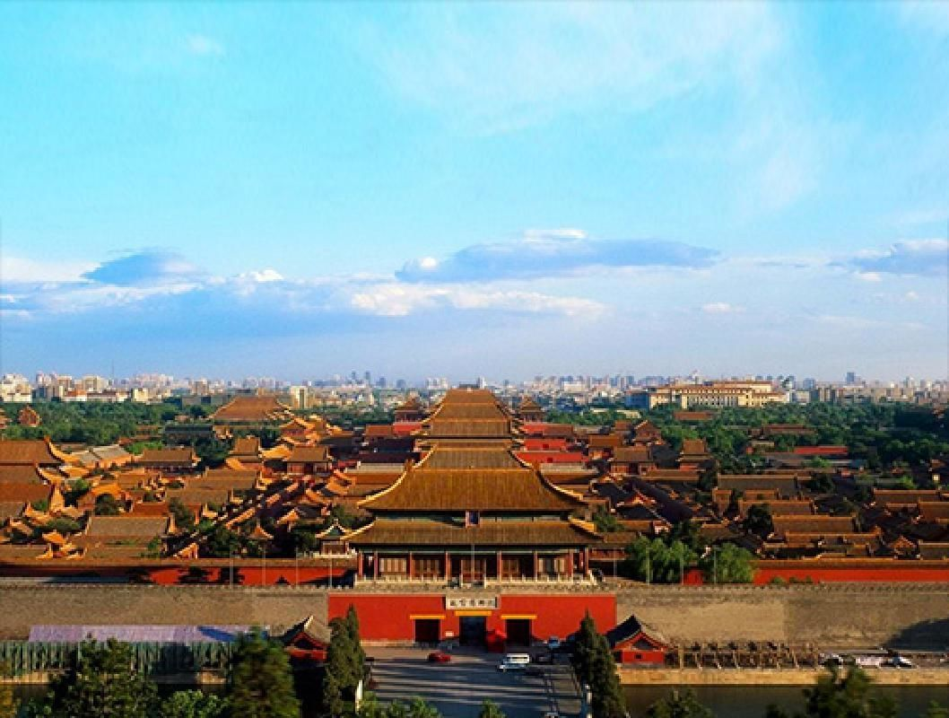 Beijing One Day Excursion with Roundtrip Flight from Shanghai