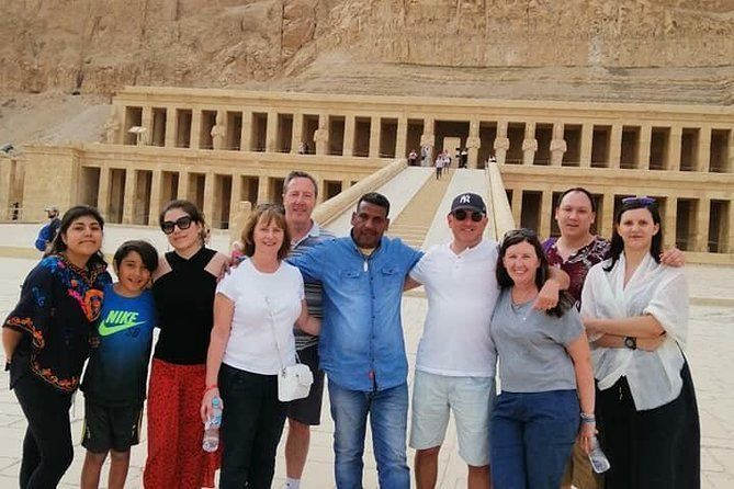 Tour To Luxor From Hurghada By Bus
