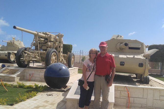 El Alamein Battlefield Day Trip from Cairo With Professional Guide