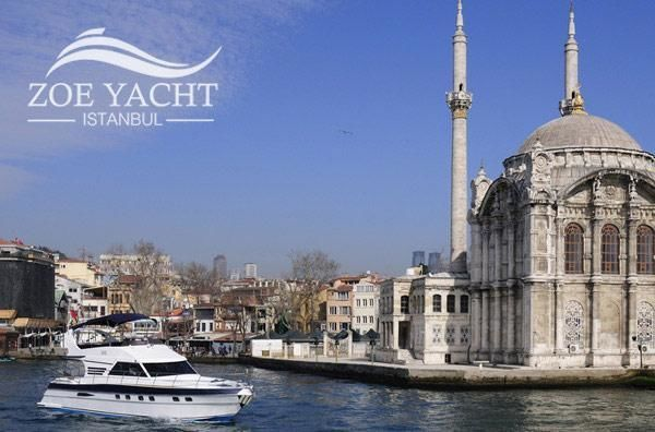 Istanbul - Bosphorus cruise on a private yacht (with guide)