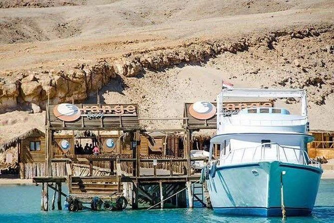 Trip to Orange bay including Lunch, Snorkeling & Water Sports from Hurghada