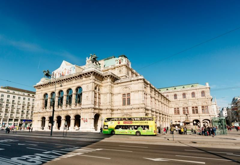 Hop-on/Hop-off tour Vienna - 48-hour-ticket - All lines