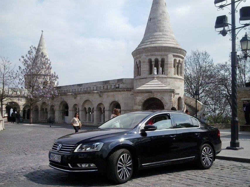 Budapest: Private Airport Transfer and City Orientation