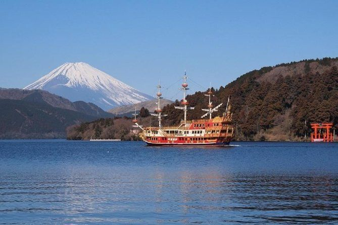 Hakone Full-Day Private Tour