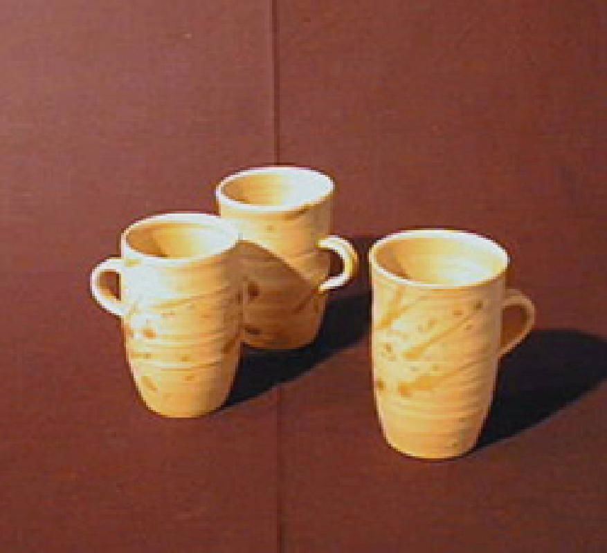 Creative Pottery Decorating Experience at Ikaho Onsen