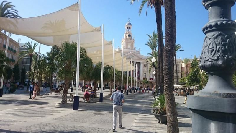 Combined city tour: Cadiz & Jerez