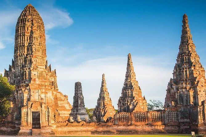 Full Day Join Tour Ayutthaya Temples Tour By Road From Bangkok