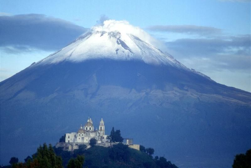 Day trip: Puebla & Cholula