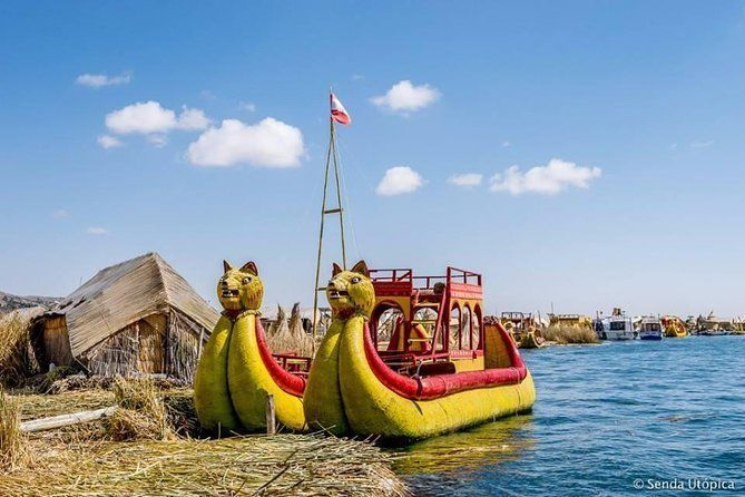 Private Half-Day Uros Tour from Puno