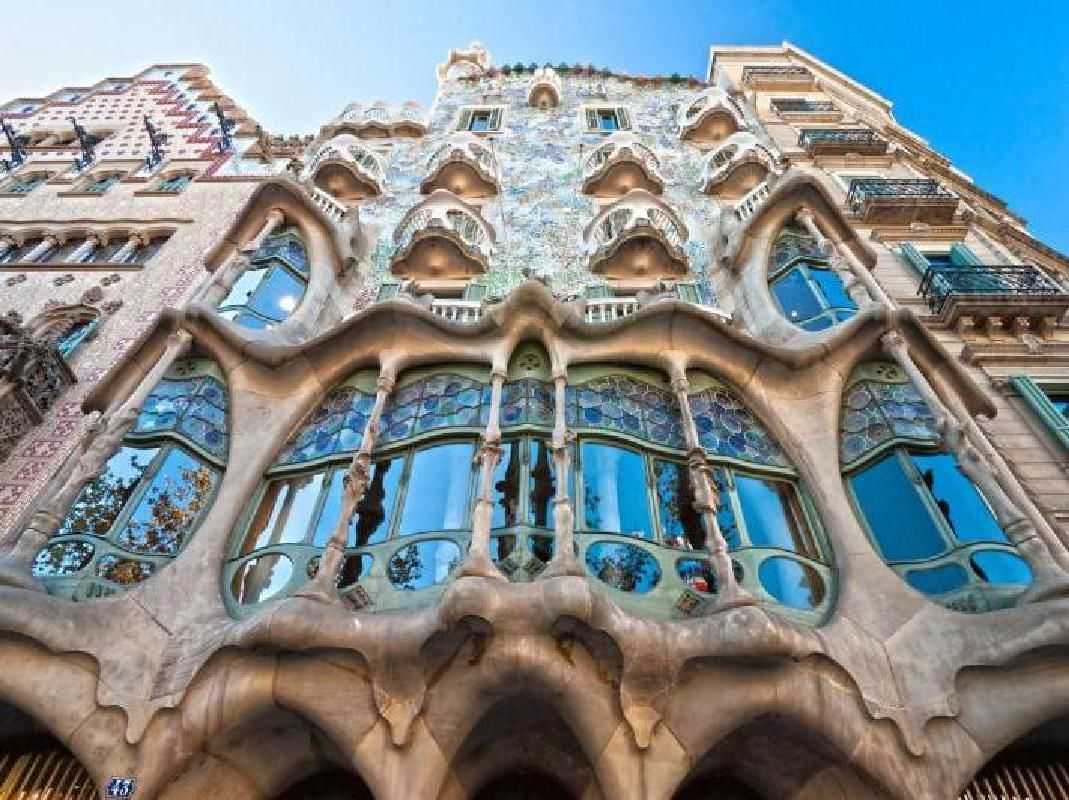 Barcelona One Day Tour from Madrid by AVE High Speed Train