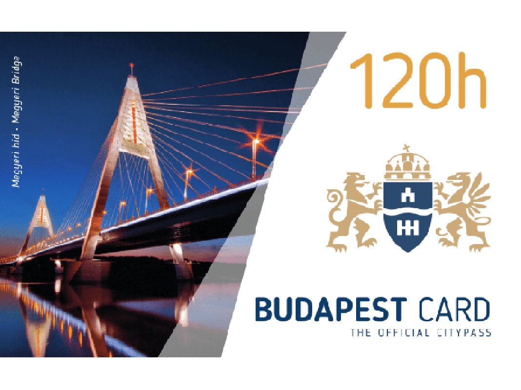 Budapest City Card with Access to Museums and Public Transport