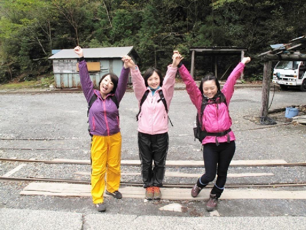 Two Day Guided Jomon Cedar and Shiratani Unsuikyo Yakushima Private Hiking Tour