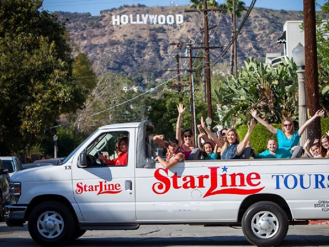 "The ""Original Movie Stars' Homes"" Sightseeing Tour & Madame Tussauds Hollywood"