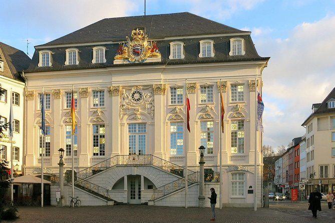 Bonn Private Walking Tour