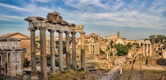 Imperial Rome segway tour